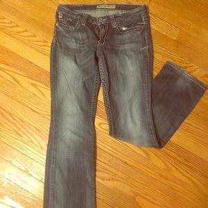 Big Star Jeans - Boot Cut - Size 28R - WORN ONCE!